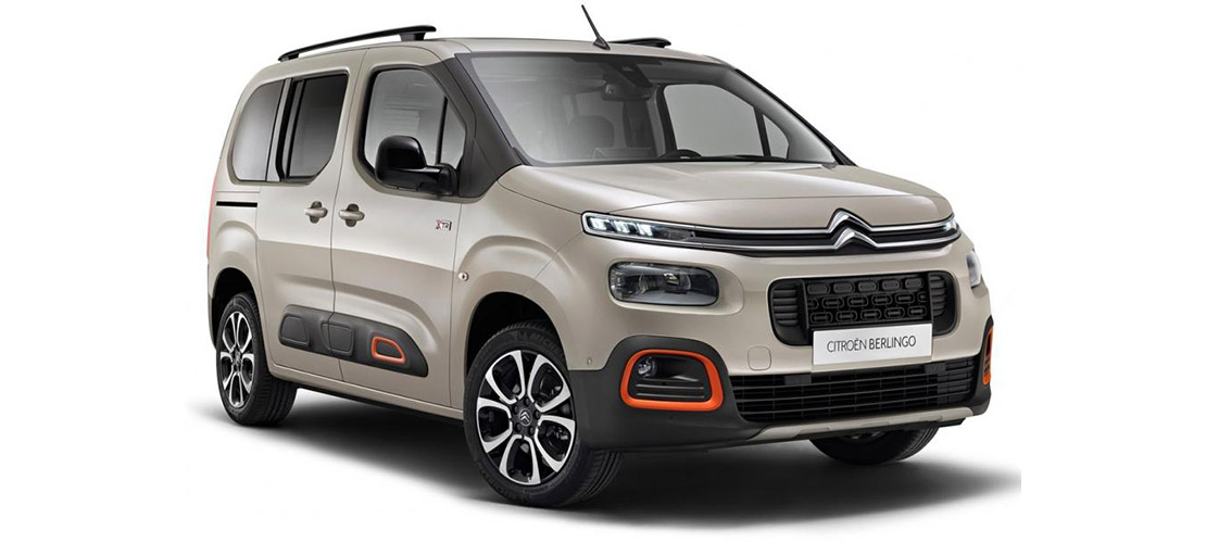 Citroen Berlingo - voiture familiale