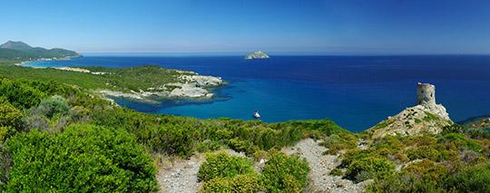 Découvrez le Cap Corse en Voiture
