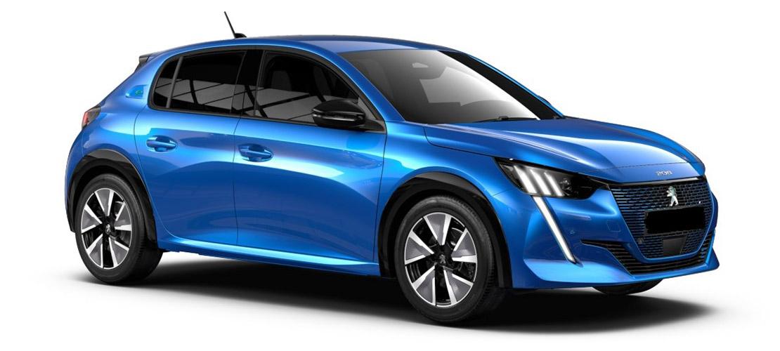 Peugeot 208 - Location petite économique