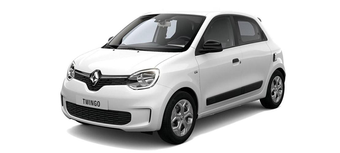 Renault Twingo - location voiture pas cher