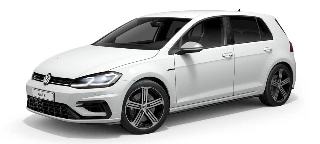 VW Golf - location voiture compacte
