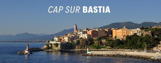 Visiter la Corse au départ de Bastia