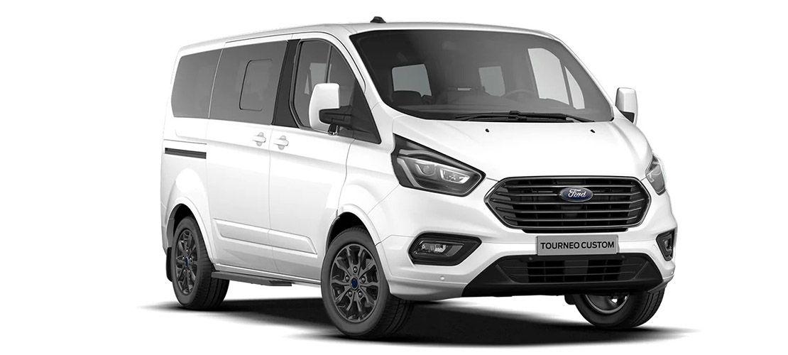Ford Tourneo - location minibus