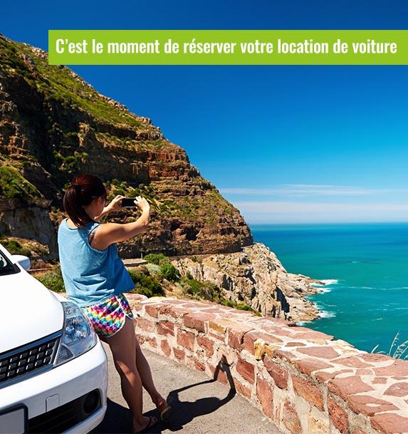 Location de voiture en Corse