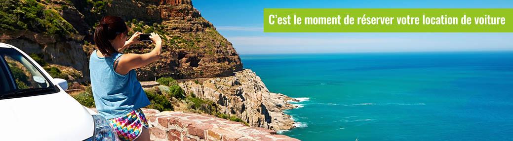 Louer votre voiture en Corse